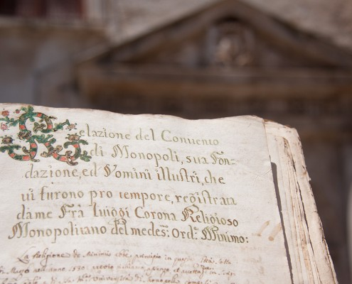 Biblioteca Civica di Monopoli - Archivio Storico