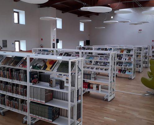 biblioteca la rendella monopoli