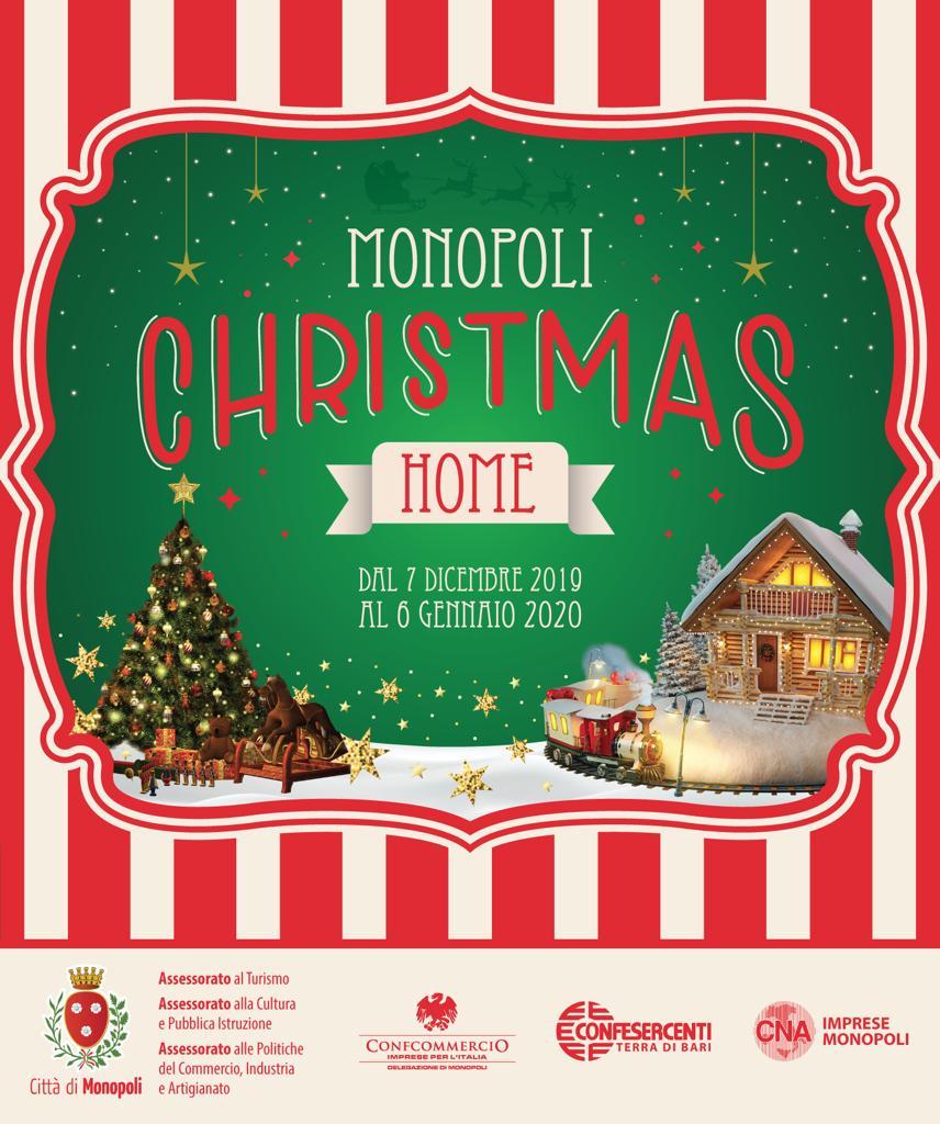 Aziende Monopoli Zona Industriale monopoli christmas home: presentazione del programma degli